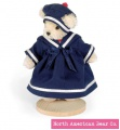 Muffy Vanderbear Mohair Miniature Cruisewear by North American Bear Co. (5821) - FREE SHIPPING!