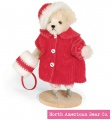 Muffy Vanderbear Mohair Miniature Furrier and Ives by North American Bear Co. (5822) - FREE SHIPPING!