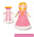 Sophie and Lili - Princess Flip Doll by North American Bear Co. (6401) - FREE SHIPPING!