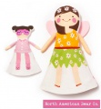 Sophie and Lili - Fairy Flip Doll by North American Bear Co. (6403) - FREE SHIPPING!