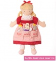 Dolly Pockets Clara (Nutcracker Suite) by North American Bear Co. (6606) - FREE SHIPPING!