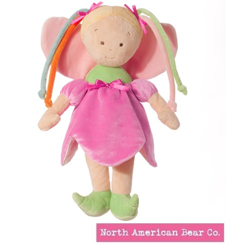 Little Princess Fairy Blonde Doll 14