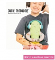 Cutie Tattootie DJ by North American Bear Company (6407) - FREE SHIPPING!