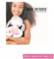 Cutie Tattootie Girl by North American Bear Company (6406) - FREE SHIPPING!