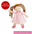 Little Princess Doll Brunette by North American Bear Co. (3877)