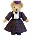Downton Abbey Violet Crawley, Dowager Countess of Grantham by North American Bear Co. (6616) - FREE SHIPPING!