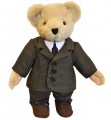 Downton Abbey Robert Crawley, Earl of Grantham by North American Bear Co. (6619) - FREE SHIPPING!