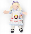 Dolly Pockets Alice in Wonderland by North American Bear Co. (6623) - FREE SHIPPING!