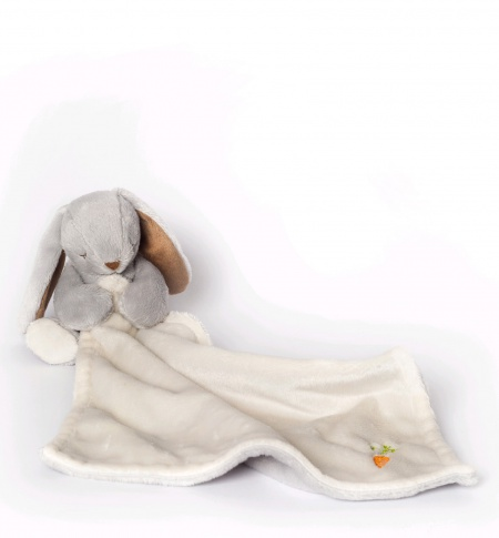 Woodland Friends Bunny with Blanket by North American Bear Co. (6633)