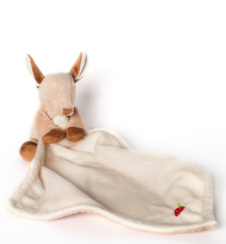 Woodland Friends Fawn with Blanket 5.5in by North American Bear Co. (6636)