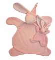 Sleepyhead Bunny Jumbo Cozy Set Pink by North American Bear Co. (6640) - FREE SHIPPING!