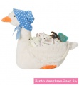 Nursery Verse Goose Activity Toy by North American Bear Co. (6659) - FREE SHIPPING!