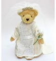 Downton Abbey Bride by North American Bear Co. (6644) - FREE SHIPPING!