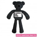 Amy Coe by North American Bear Jersey Bear Coco Black (6703) - FREE SHIPPING!