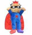 "Todd Parr Be Who You Are! Boy with Cape 10"" by North American Bear Co (6735)"