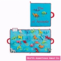 ABC of Animals Activity Mat by North American Bear Co. (2973) - FREE SHIPPING!