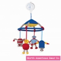 Baby Bot Mobile by North American Bear Co. (2787) - FREE SHIPPING!
