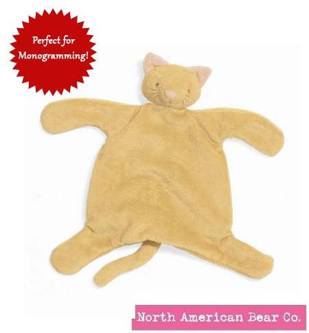 Baby Cozies Cat by North American Bear Co. (2228)