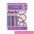 Bangle Bracelet Kit Purple by North American Bear Co. (3813)
