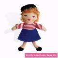 Culture Club Kids Gigi by North American Bear Co. (3931)