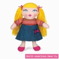 Culture Club Kids Jennifer by North American Bear Co. (3573)
