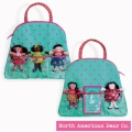 Culture Club Kids Tote by North American Bear Co. (3946) - FREE SHIPPING!