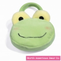 Goody Bag Frog by North American Bear Co. (2652)