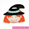 Goody Bag Halloween Witch by North American Bear Co. (2617)