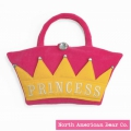 Goody Bag Princess Crown by North American Bear Co. (2656)