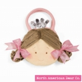 Goody Bag Princess Pink by North American Bear Co. (2374)