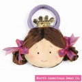 Goody Bag Princess Purple by North American Bear Co. (2375)