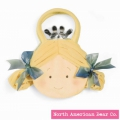 Goody Bag Princess Yellow by North American Bear Co. (2377)