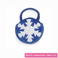 Goody Bag Snowflake by North American Bear Co. (2739)