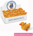 Just Ducky Rattle & Squeakers by North American Bear Co. (8292)