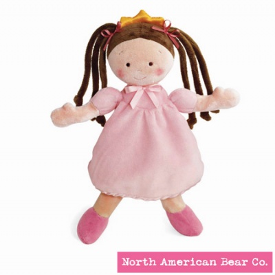 Little Princess� Doll Tan by North American Bear Co. (3878)