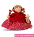 Little Red Riding Hood Topsy Turvy Doll by North American Bear Co. (3551) - FREE SHIPPING!