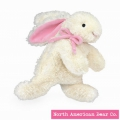 Loppy Bunny Pink Medium by North American Bear Co. (3108)