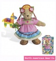 Muffy Feliz Cumpleanos: Mexico by North American Bear Co. (4268) - FREE SHIPPING!