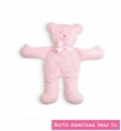 Pastel Pancake Bear Pink by North American Bear Co. (3539)