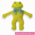 Pattycakes Frog Crinkle by North American Bear Co. (3844)