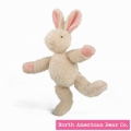 Peanut Bunny Medium by North American Bear Co. (3592)