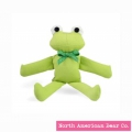 Pocket Pal Frog by North American Bear Co. (3818)