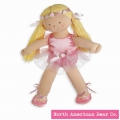 Rosy Cheeks Big Sister Ballerina Blonde by North American Bear Co. (3966) - FREE SHIPPING!