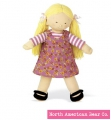 Rosy Cheeks Big Sister Blonde Doll by North American Bear Co. (3572)