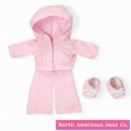 Rosy Cheeks Big Sister Track Suit Set by North American Bear Co. (3854)