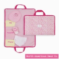 Rosy Cheeks Changing Pad Set by North American Bear Co. (3940) - FREE SHIPPING!