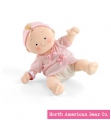 Rosy Cheeks Girl Blond Doll by North American Bear Co. (2854) - FREE SHIPPING!