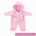 Rosy Cheeks Snowsuit by North American Bear Co. (3859)