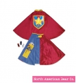 Secret Pocket Cape Super Hero by North American Bear Co. (3917) - FREE SHIPPING!