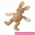 Silly Old Rabbit Beige by North American Bear Co. (3558)
